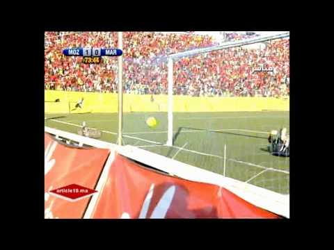 CAN 2013: le Maroc battu par le Mozambique (0-2)