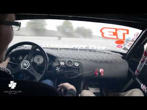 Amazing onboard Drifting - Nissan S13 SR20DET 330hp