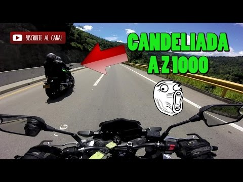 DUKE 200 VS Z250 | DRAG RACE | DUELO EN CURVAS | VILLETODROMO | TOP SPEED