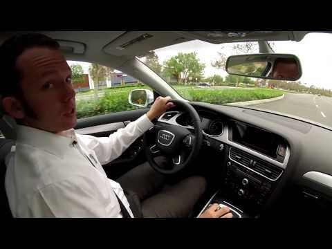 2014 Audi A4 Review and Test Drive