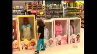 Brinquedos Vivos Pegadinha Programa Silvio Santos