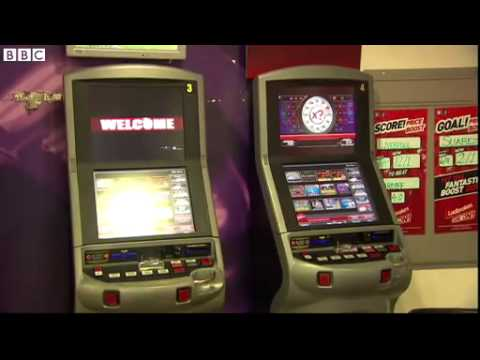 Ed Miliband  Roulette machines 'cause debt and misery'