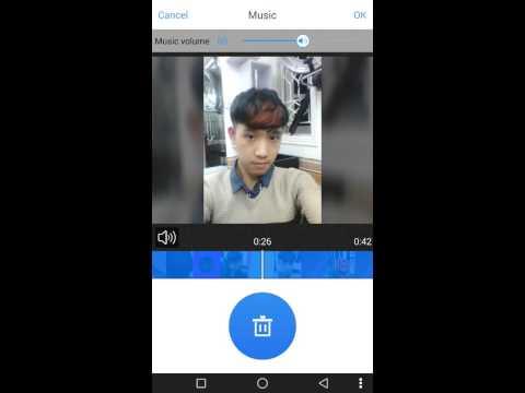 Hướng dẫn làm video ảnh với điện thoại android