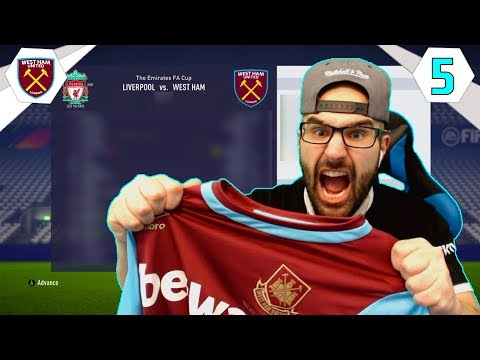 OMG WEST HAM ARE CHAMPIONS!! (THE END) - FIFA 18 WEST HAM CAREER MODE #05