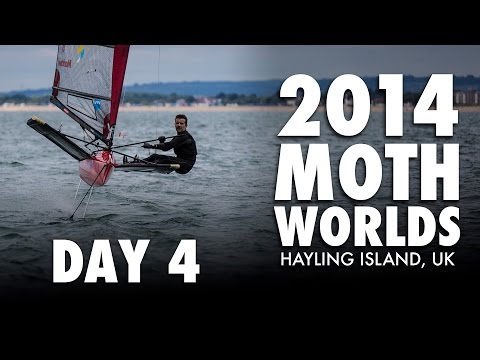 2014 Moth Worlds - Day 4