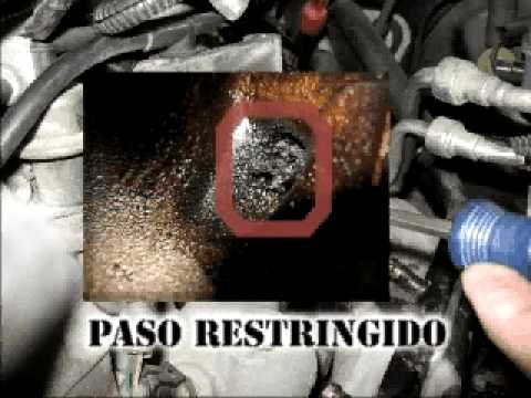 Wells P0401 Egr Espanol Youtube