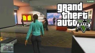 GTA 5 Confirmed Sports & How Apartments Work? (GTA V Online)