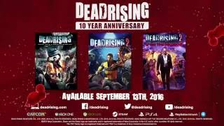 DEAD RISING - 10th Anniversary Announcement Trailer