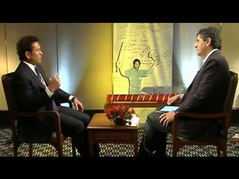 Sachin Tendulkar to NDTV on life after retirement