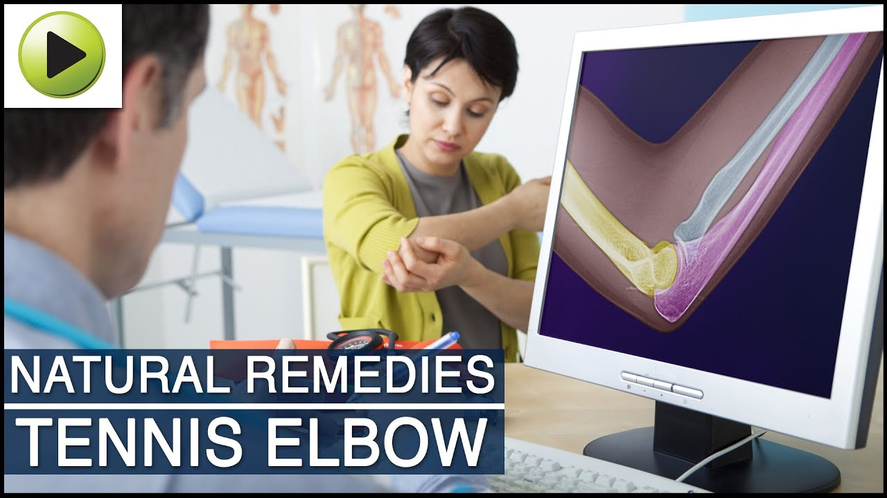 10 Treatments for Tennis Elbow | Daily Natural Remedies