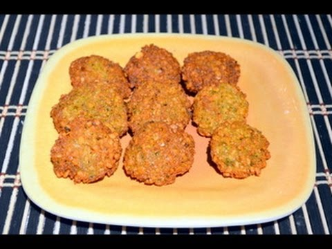 Chanadal Vada - Indian Appetizer, http://www.sruthiskitchen.com/2012/08/16/chana-dal-vada/ Quick and Easy Snack Recipe that can be enjoyed by the entire family.... :) Follow me on facebook: h...