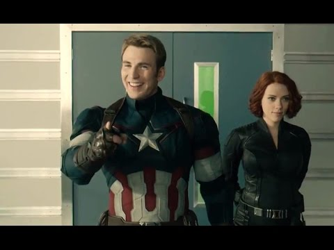 Avengers: Age of Ultron BLOOPERS (HD) Marvel Movie 2015
