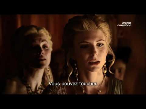 Spartacus (saison 1) en 10 minutes