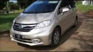 Honda Freed 2013 (Review)
