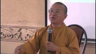 Thành Duy Thức Luận (2012) - Phần 1: Giới thiệu Thành Duy Thức Luận - Thích Nhật Từ