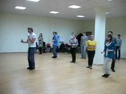 Bachatos šokių pamoka