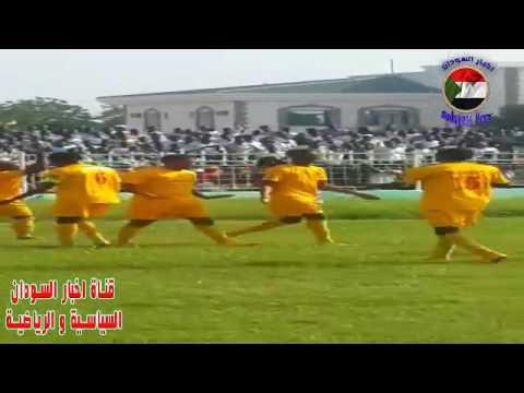 اهداف مباراة المريخ ومريخ نيالا (1-0) الدوري السوداني