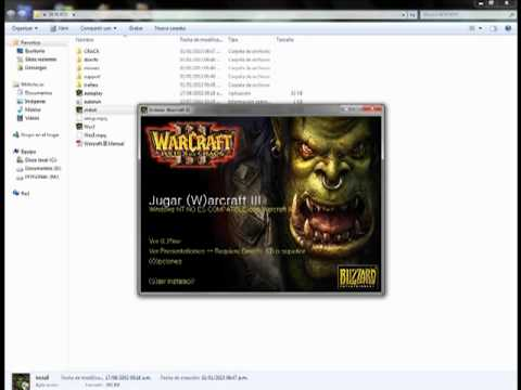 DESCARGAR WarCraft III Reign Of Chaos + The Frozen Throne ESPAÑOL