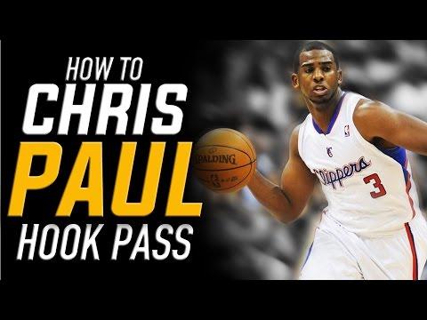 Chris Paul Hook Pass (DROP DIMES): Basketball Passing