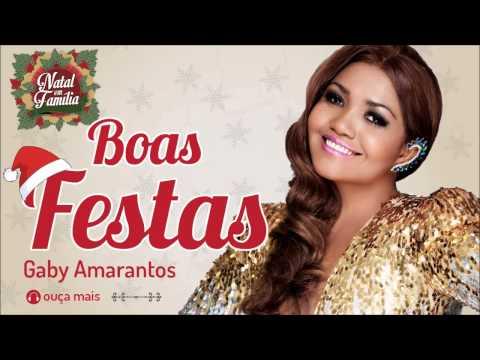 Gaby Amarantos - Boas Festas - (Natal em Família)
