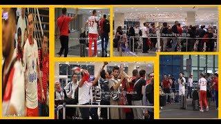 بالفيديو..شوفو حماسة الجماهير الودادية استعدادا لمباراة الأهلي   |   خبر اليوم