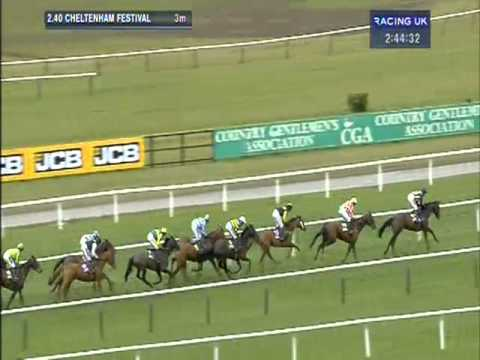 Vidéo de la course PMU THE SPA NOVICES HURDLE RACE