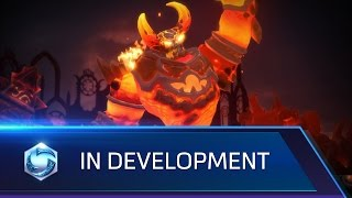 Heroes of the Storm - Ragnaros Trailer