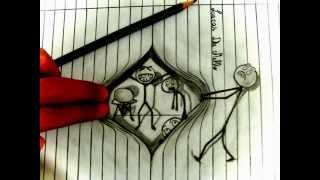 Recopilación de Dibujos a lapiz