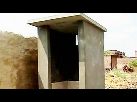 Badaun girls' village has toilets that women can't use