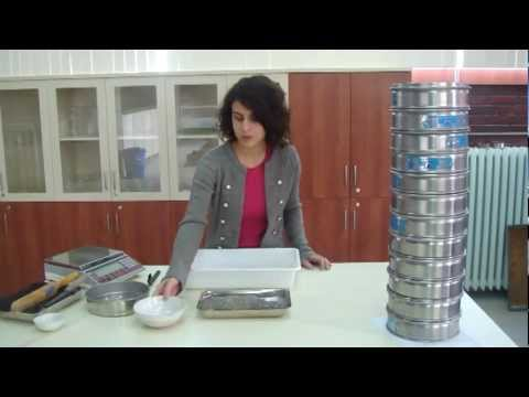 Soil Mechanics Laboratory Tests: Sieve Analysis