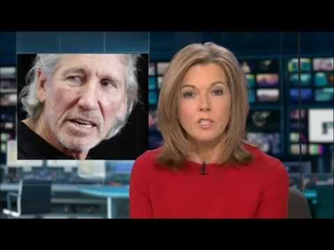 ITV News at Ten: Pink Floyd's Roger Waters finds father's WWII fate via Harry Shindler 11 Oct 2013