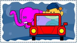Cantajuegos - Para dormir a un elefante - Guillermo Santis