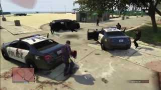 GTA 5 Amazing Cheat Code