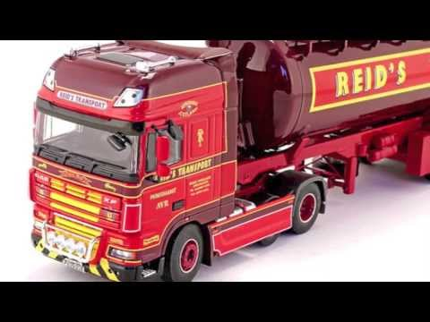 Model Truck World: Trailer