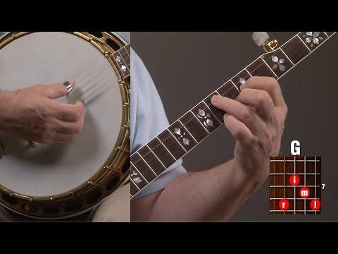 Switching Banjo Chords
