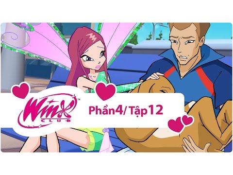 Winx Club - Phần 4 Tập 12 - Ba ơi! Con là một nàng tiên - [trọn bộ]