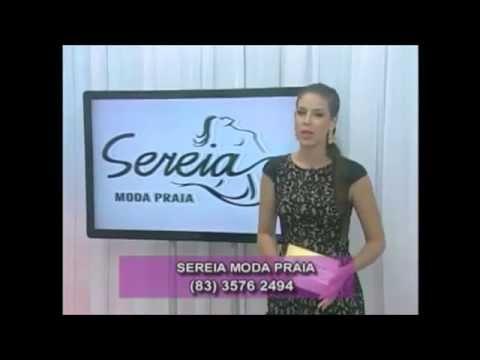 [Sereia Moda Praia] Participação no programa Clube Mulher, 30/08/2014.