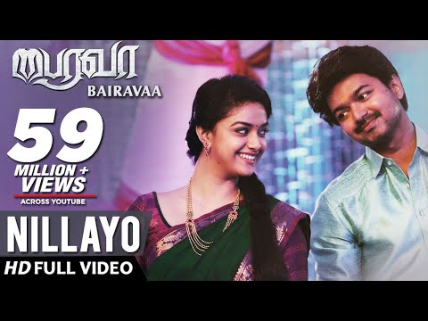 Nillayo Video Song From Bairavaa