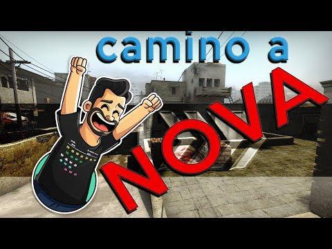 CS GO competitivo 29 camino a Nova en Dust 2 Gameplay Español!