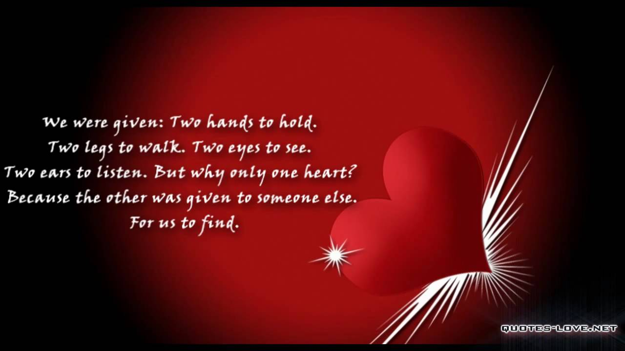 Quotes About Love 100 Best : Best Love Quotes Ever - YouTube