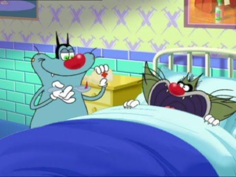 Oggy a šváby 6 - Pacient