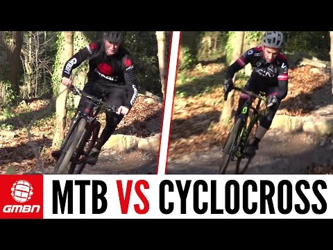 Mountain Bike Vs Cyclocross Bike –What's Really The Difference?!