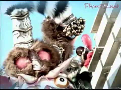 Siêu Nhân Khủng Long Sấm Sét (Power Rangers) Tập 33