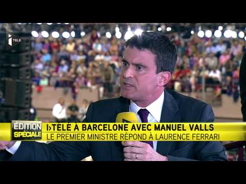 """Léonarda n'a rien à faire en France"" selon Manuel Valls"
