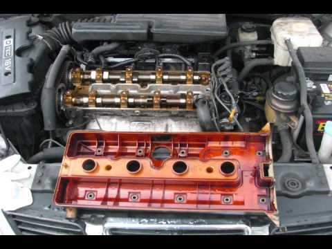 2004 Suzuki Xl7 >> Suzuki forenza valve gasket replacement - YouTube