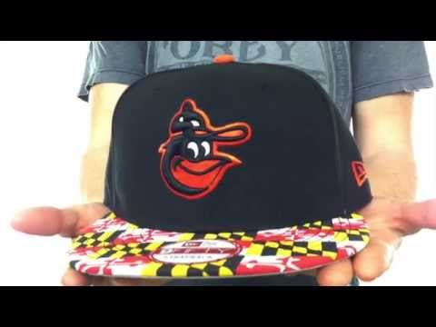 Orioles 'coop Maryland Flag