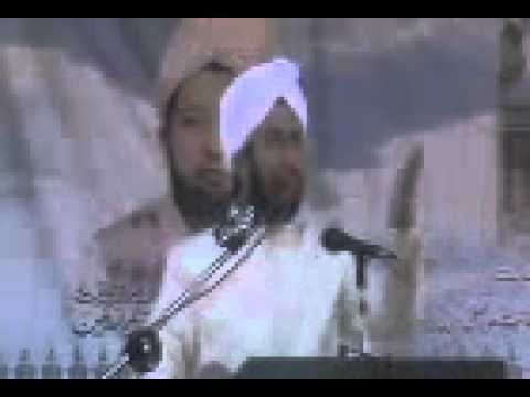 Sultan Ahmed ali Speech in Jauharabad part4