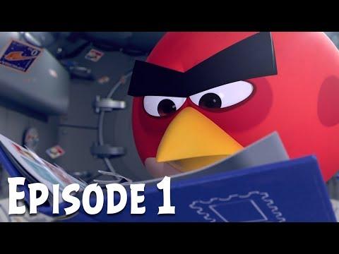 Angry Birds Zero Gravity 1 - Zběratel známek