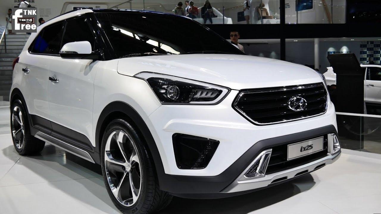 2015 Hyundai Ix25 Youtube