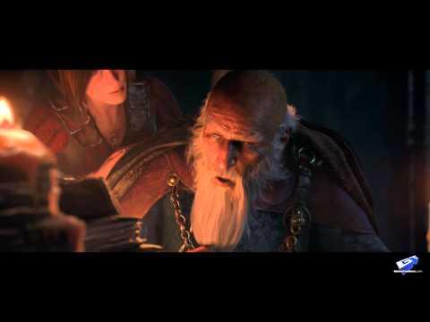 Spike VGA: Вступительный ролик Diablo 3